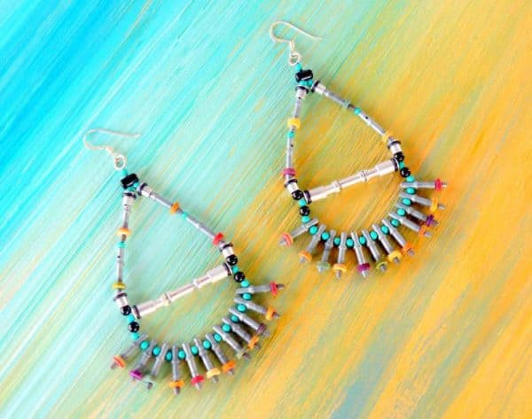 Eco Adornments Recycled From Rubbish Upcycled Jewelry Ideas