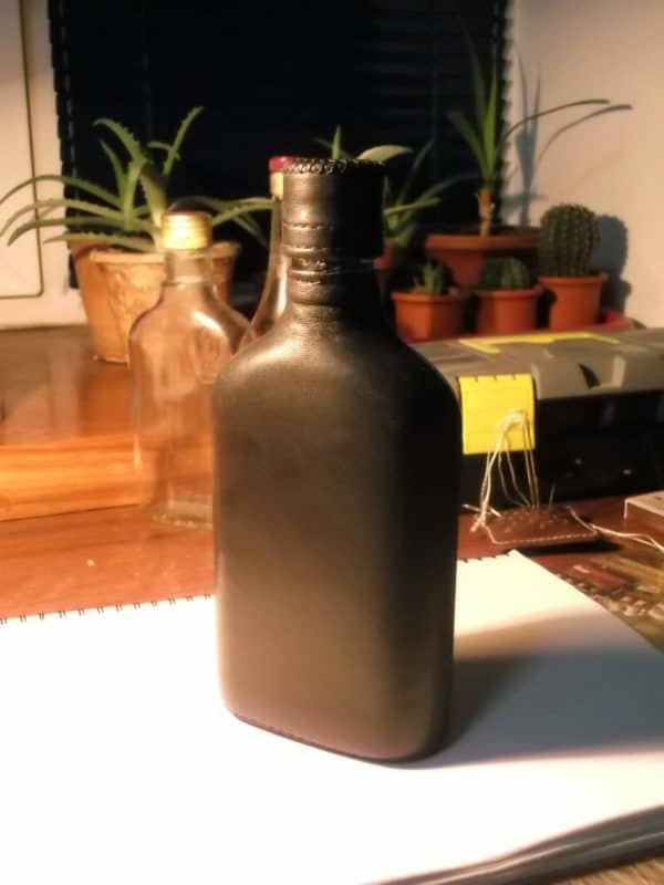 Making Flasks From Used Glass Bottles (Kind Of Intro) Do-It-Yourself Ideas