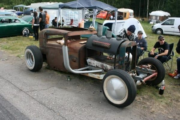 10 of the Most Originals Bbq for Upcycled Car Lovers Mechanic & Friends