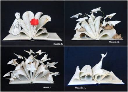 Altered Books Art