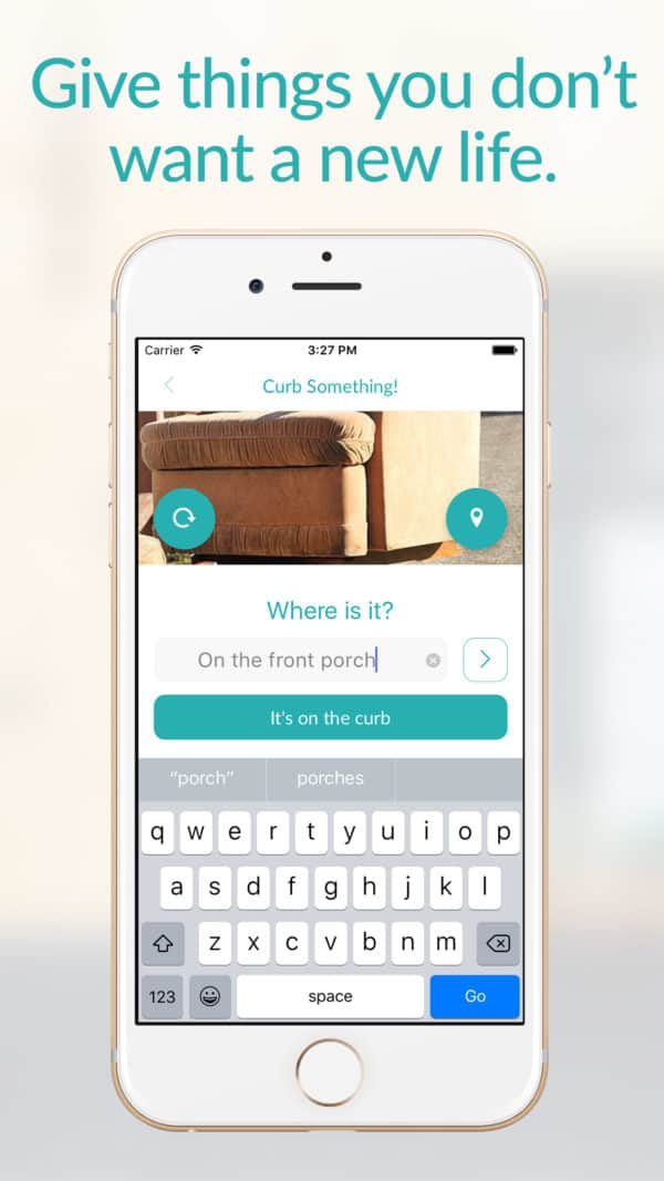 Find Treasures Around You With Ios/Android App Curbit Do-It-Yourself Ideas