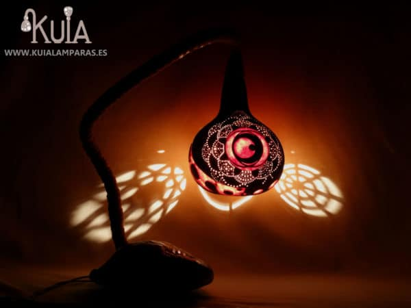 Design Gourd Lamps With Recycled Materials Lamps & Lights Wood & Organic