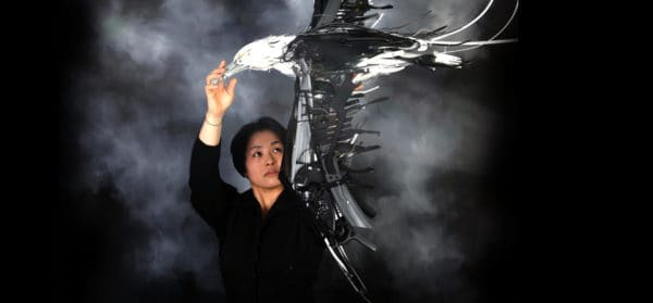 Recycled Art Interview #11: Sayaka Ganz Interviews