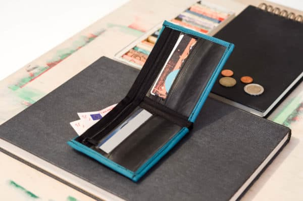 Win a Felvarrom Recycled Innertube Wallet & Belt Accessories Recycled Rubber Upcycled Bicycle Parts