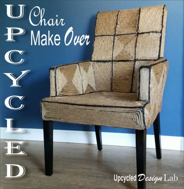 The Trouble With Cats & The Making Of A Pickle Juice Chair Recycled Furniture