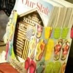 Magazine Storage Solution
