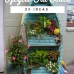 35 Amazing Ways to Upcycle Old Boats