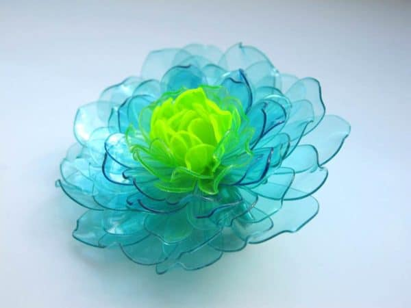 Blooming Jewels Recycled Plastic Bottles Into Amazing