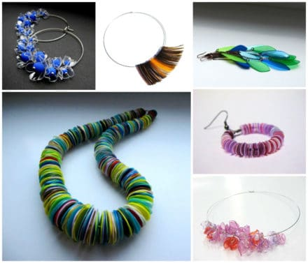 Blooming Jewels - Recycled Plastic Bottles into Amazing Jewelry