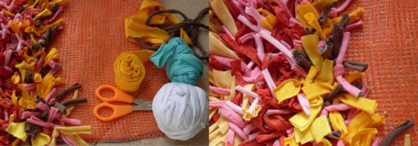 recyclart.org-bolsa-de-cebollas-reciclada-en-alfombra-de-trapillo2