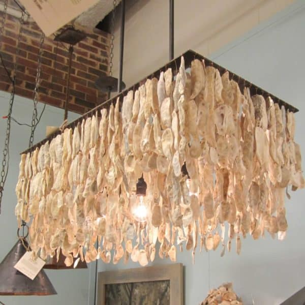 10 Beautiful Ways to Repurpose Oyster Shells
