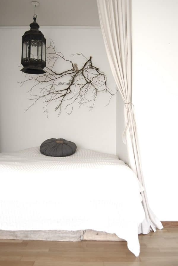 60+ Simple & Creative Ideas to Use Wood Branches into Your Home ...