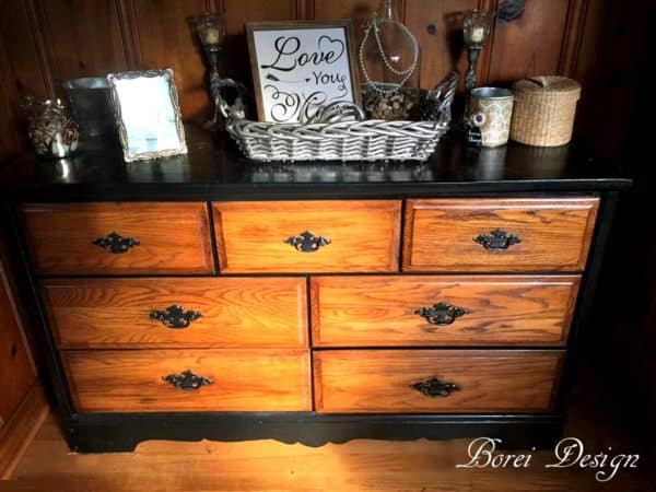 how-to-refinish-wood-furniture-makeover-paint-stain-diy-tutorial-home-decor-upcycle
