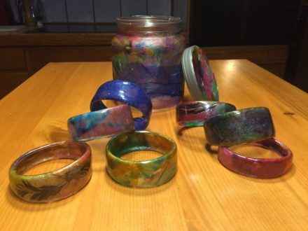 Jar Of Bracelets