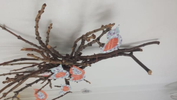 Twig Tree Wall Decor Diy Home & décor