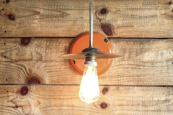 Upcycled Lamps by Studio Oryx Lamps & Lights
