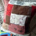 Lovely Patched Cushions