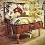 Poltrigia The Suitcase Armchair / Poltrigia La Poltrona Valigia