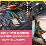 Contest! Win a Felvarrom Recycled Inner Tube Wallet And Belt