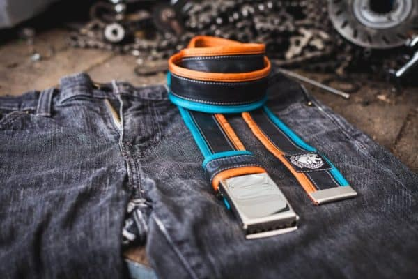 Contest! Win a Felvarrom Recycled Inner Tube Wallet And Belt Upcycled Bicycle Parts