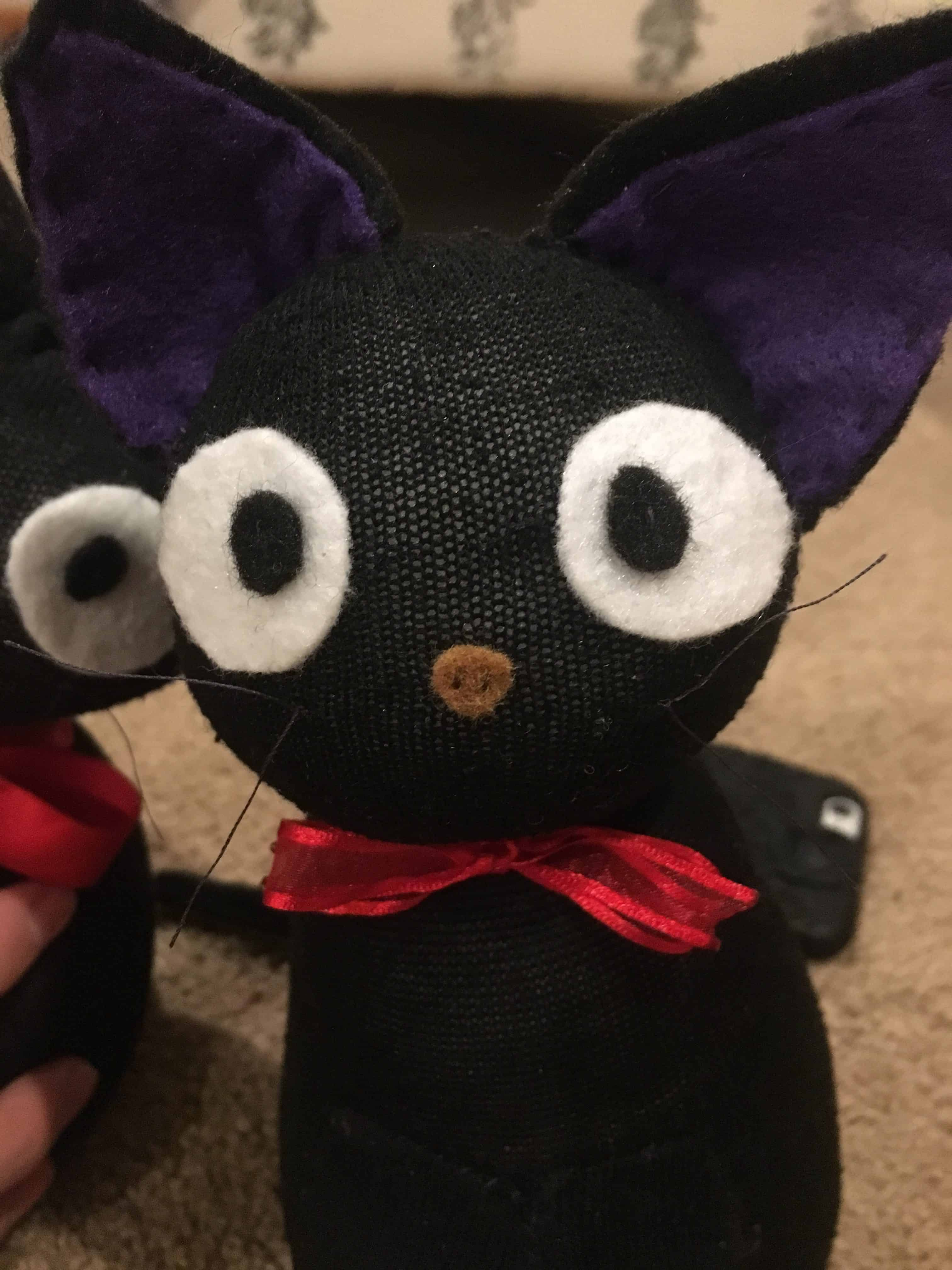 Kiki S Delivery Service Jiji Cat Plush Out Of A Sock