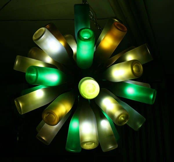 Repurpose Old Glass Bottles9
