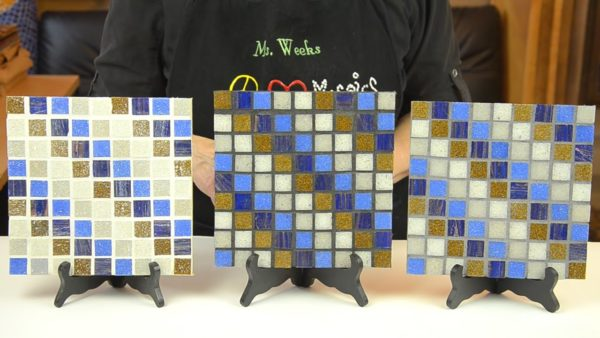 How to Choose Grout For Your Next Mosaic Project Recycled Art