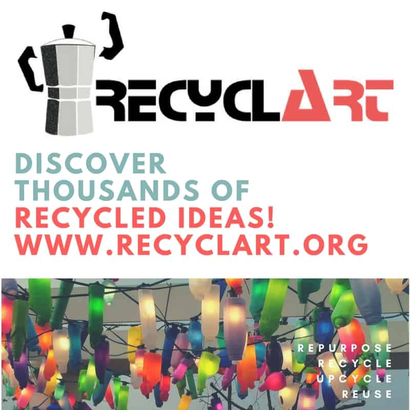 Thousands of Upcycled & Recycled DIY Ideas!