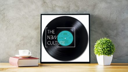 Recycled Vinyl Records Rock Your Interior Design!