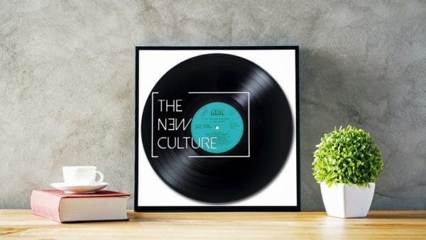 Recycled Vinyl Records Rock Your Interior Design! Recycled Vinyl