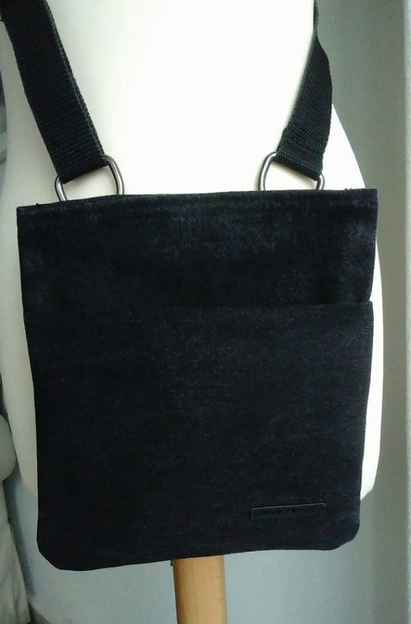 Upcycled Levi Strauss Jeans Into Bags Accessories Clothing