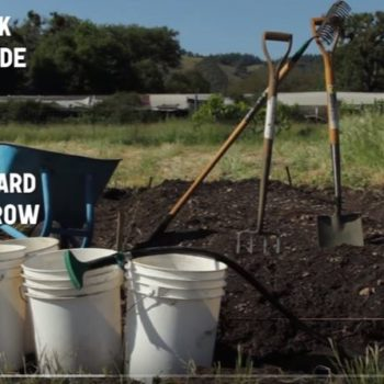 Diy Video Tutorial: Biointensive Soil Prep