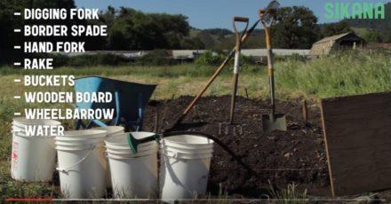 Diy Video Tutorial: Biointensive Soil Prep
