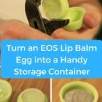 Diy Video Tutorial: Upcycled Lip Balm Storage Container