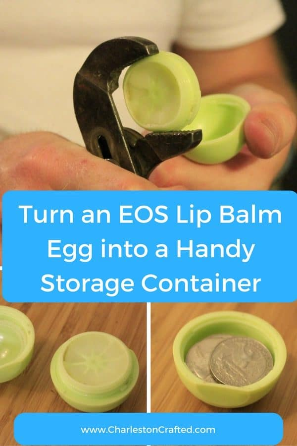 Diy Video Tutorial: Upcycled Lip Balm Storage Container Diy video tutorials