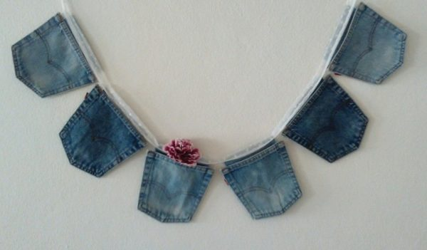 More Great Upcycled Levi Strauss Jeans Projects! Accessories Clothing