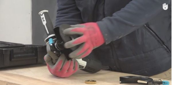 Diy Video Tutorial: Learn Angle Grinder Basics! Diy video tutorials