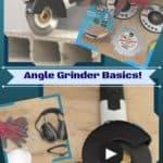 Diy Video Tutorial: Learn Angle Grinder Basics!