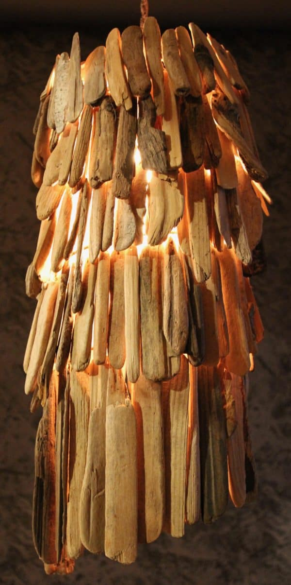 Driftwood Chandeliers, Sconces, N More! Lamps & Lights Wood & Organic