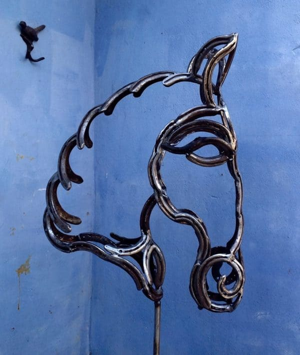 Top 5 Recycled Art Ideas July 2017 Chosen By You! Do-It-Yourself Ideas Recycled Art Recycling Metal Recycling Paper & Books Wood & Organic