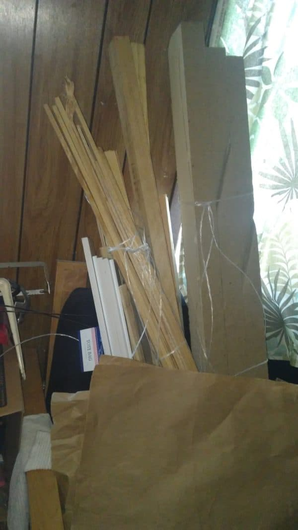 Turn Trash Into Gorgeous Window Screens! Home Improvement Wood & Organic