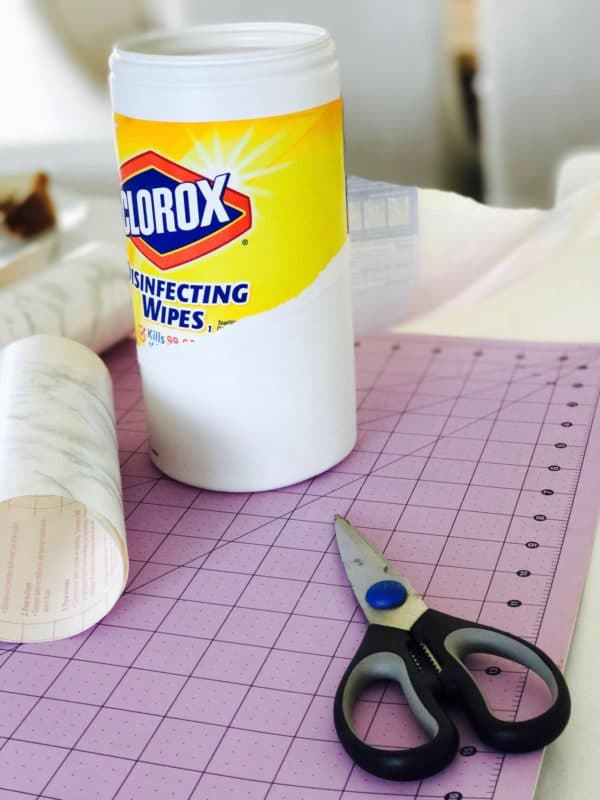 Diy Video Tutorial: Marbled Disinfecting Wipes Bottle Recycled Packaging Recycled Plastic