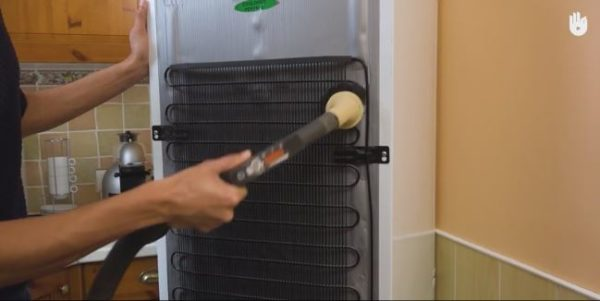 This is the single most important thing you can do to save money in the kitchen; vacuuming your refrigerator's coils. It's a brilliant Kitchen Energy Consumption tip!