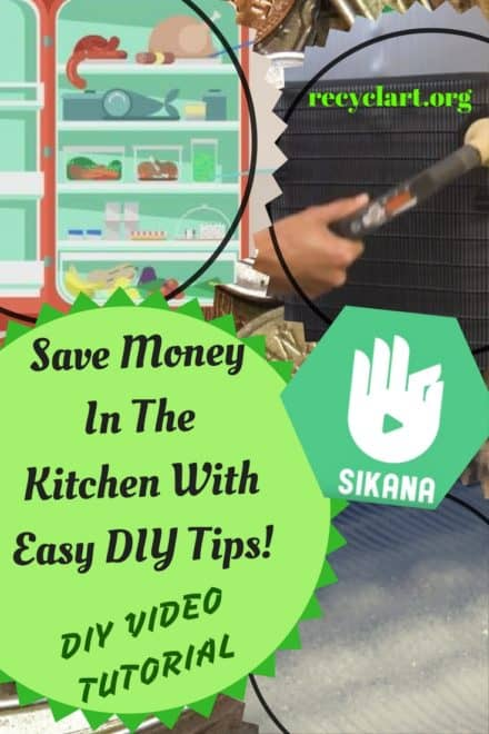 Diy Video Tutorial: Reducing Kitchen Energy Consumption