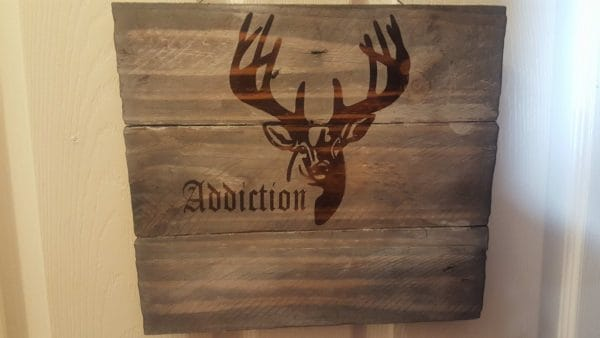 Hand Painted Pallet Plaques/Signs: Great Gifts or Wall Art! Home & décor Recycled Pallets
