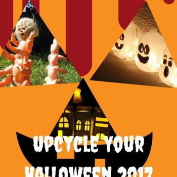 Hello Halloween 2017: 14 Ideas to Upcycle Into Creepy Things