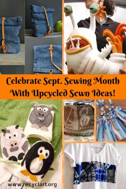 September Sewing Month Project Ideas!