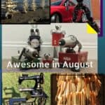 Top 5 August Upcycled Projects 2017 Picked By You!