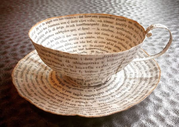 Top 10 Ideas of Repurposing Old Books