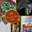Top 5 October 2017 Upcycled Crafts That You Picked!